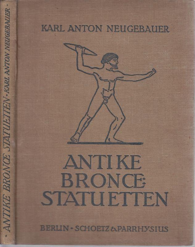 Antike Bronzestatuetten.
