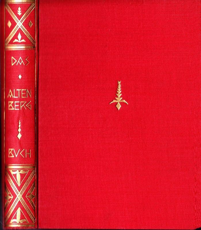 Das Altenberg-Buch.