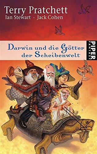 Darwin und die Götter der Scheibenwelt.  Dt. Erstausg. - Pratchett, Terry (Verfasser), Ian (Verfasser) Stewart und Jack (Verfasser) Cohen