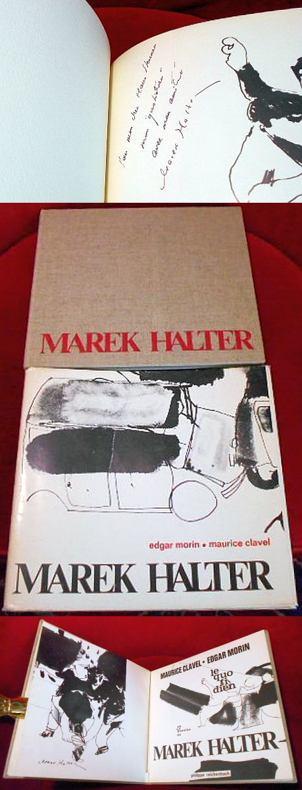 Le Quotidien En 44 Dessins De Marek Halter