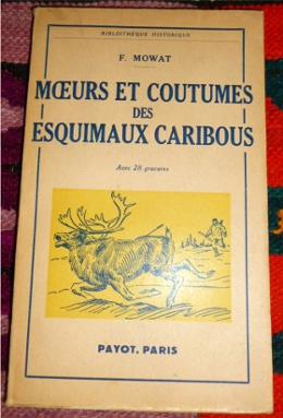 Moeurs et Coutumes Des Esquimaux Caribous