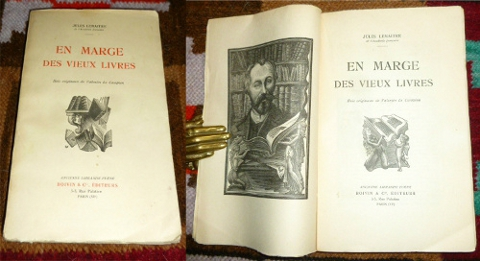 En Marge Des Vieux Livres.