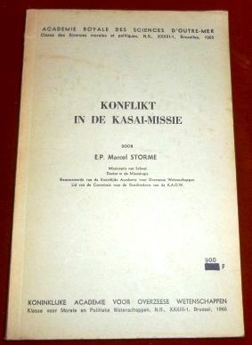 Konflikt in De Kasai-Missie.