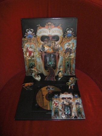 Michael Jackson - Dangerous. Collector`s Edition First Printing.