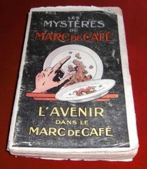 Les mystères du marc de café.  L