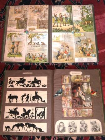 Scrap-book (Bilderbuch, Sammelalbum)