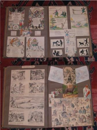 Scrapbook (Bilderbuch, Sammelalbum)