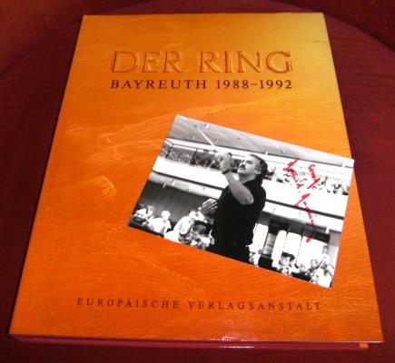 Der Ring - Bayreuth 1988-1992