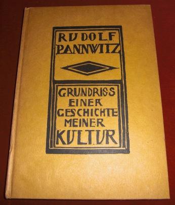 Grundriss Einer Geschichte Meiner Kultur 1881-1906