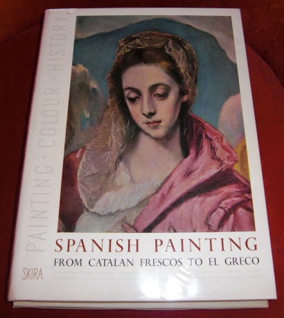 Spanish Painting from Catalan Frescos to El Greco