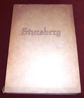 Die Stursberg. Storsberg, Stoßberg, Stosberg, Stoesberg, von Stursberg bei Lüttringhausen.