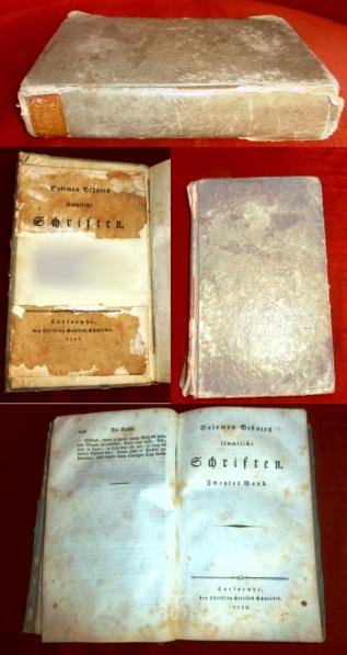 Salomon Geßners Sämtliche Schriften