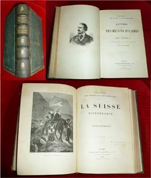 Lettres Ecrites Des Régions Polaires, La Suisse Pittoresque.