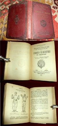 REGLEMENT DU 29 JUILLET 1884, MODIFIE PAR DECISION DU 15 AVRIL 1894, SUR L