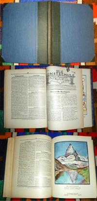 Die Kunstschule. Illustrierte Monatsschrift für Kunst und Kunstpflege. 9. Jahrgang 1926.