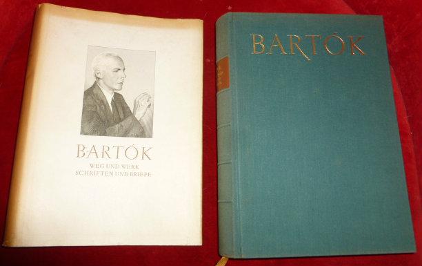 Bela Bartok. Weg und Werk. Schriften und Briefe.