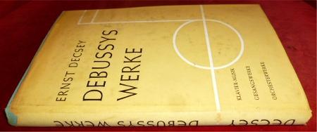 Debussys Werke. Klavier-Musik. Gesangswerke. Orchsterwerke.