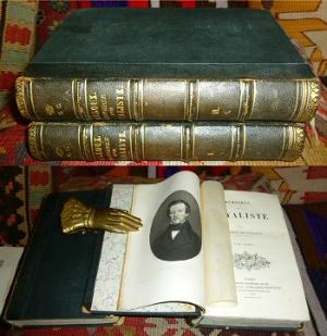 Comte Falloux Memoires d'un royaliste. 2 Bde, Bände, Tomes, Volumes. Complet, Komplett.