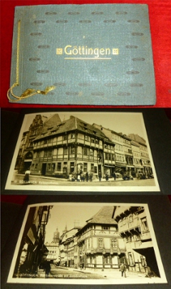 Postkartenalbum: Göttingen.
