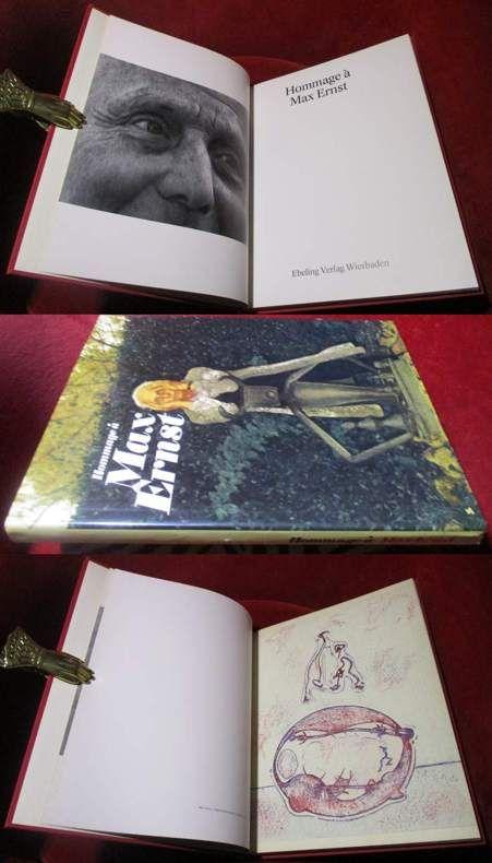 Hommage à Max Ernst.