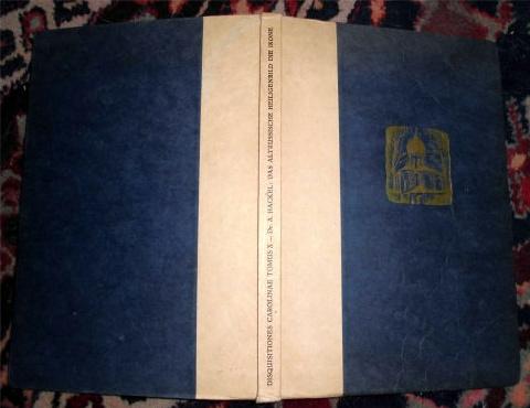Dr. Alfred Alexej Hackel, Vorwort/Geleitwort Theodor Baader. Das Altrussische Heiligenbild. Die Ikone. Mit 26 Abbildungen im Anhang.