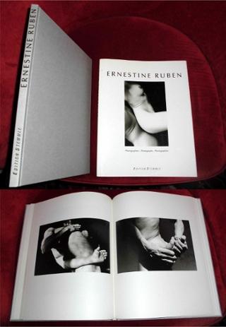 Jean-Luc Monterosso, Derek Bennett, Ann Morris Ernestine Ruben - Photographien. Photographs. Photographies / Formen und Gefühle. Forms and Feeling. Forms et Impressions.
