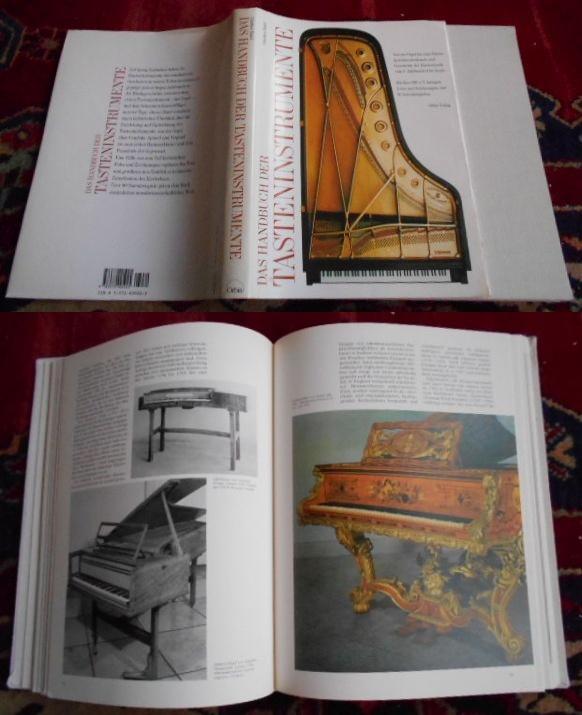 Handbuch der Tasteninstrumente und ihrer Musik.