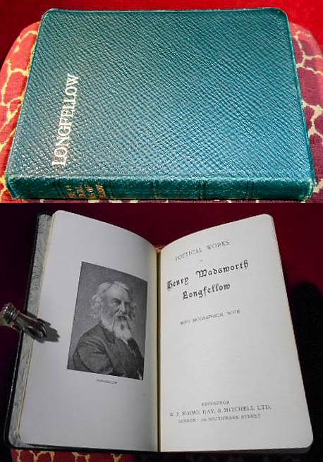 Poetical Works. With Biographical Note