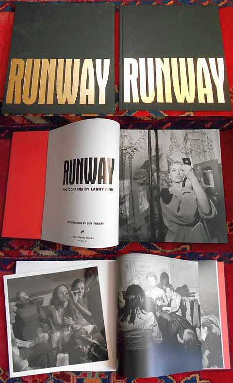 Runway. Photographs by Larry Fink