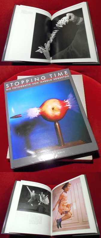 Stopping Time. Die Fotografie von Harold Edgerton.