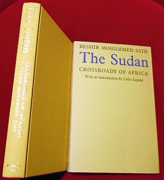 The Sudan, Crossroads of Africa