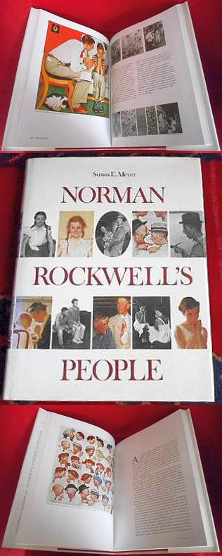 Susan Meyer Norman Rockwell's People