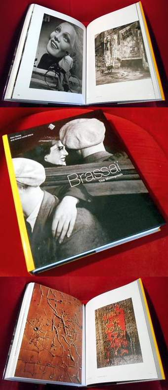 Brassai. The Monograph. Edited by Alain Sayag and Annick Lionel-Marie. With contributions by Jean-Jacques Aillagon, Brassai, Gilberte Brassai, Roger Grenier, Henry Miller, Jacques Prévert, Werner Spies.