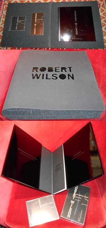 Robert Wilson- Mr. Bojangles