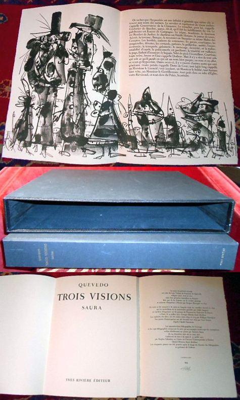 Francisco De Quevedo. Trois Visions.