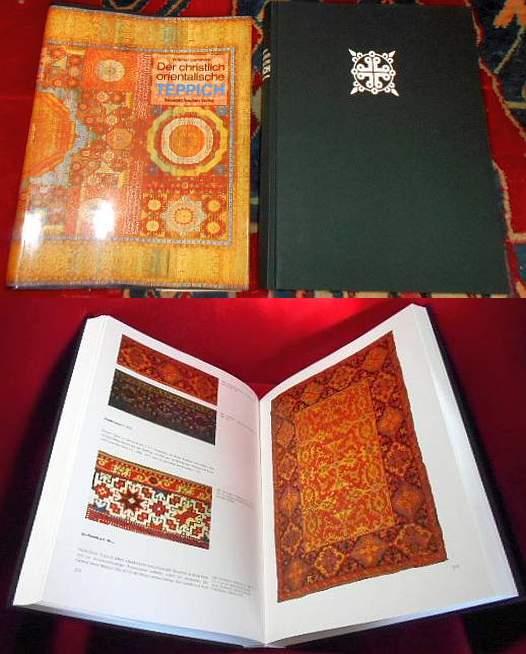 Der christlich orientalisch Teppich. Eine Darstellung der ikonographischen und ikonologischen Entwicklung von den Anfängen bis zum 18. Jahrhundert.