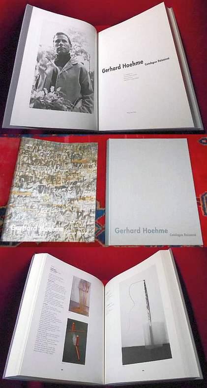 Gerhard Hoehme: Catalogue raisonné