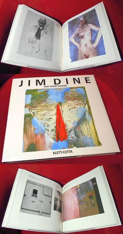 Jim Dine. Malen, was man Ist