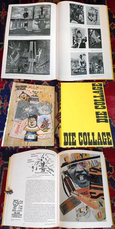 Herta Wescher Die Collage. Geschichte eines künstlerischen Ausdrucksmittels.