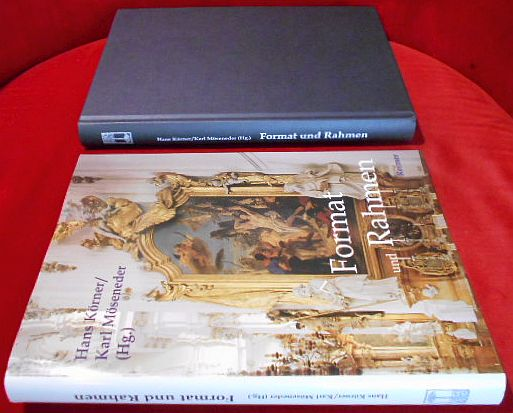 Format und Rahmen : Vom Mittelalter bis zur Neuzeit
