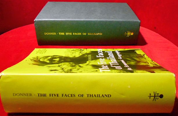 The Five Faces of Thailand. An Economic Geography.