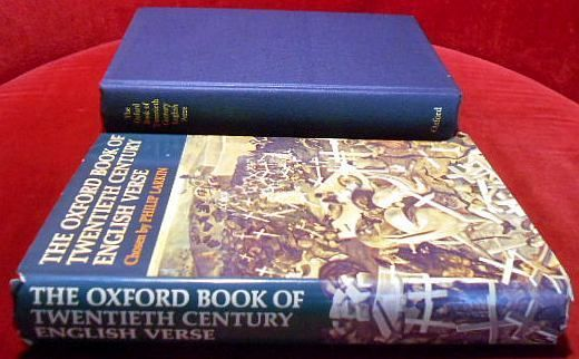 The Oxford Book of Twentieth Century English Verse.