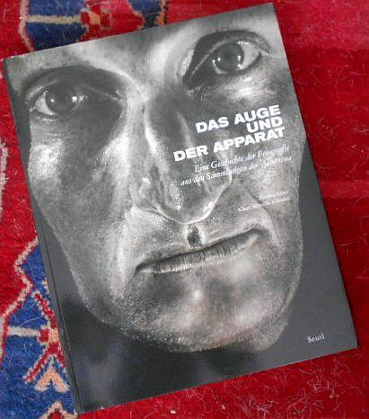 Das Auge und der Apparat. Eine Geschichte der Fotografie aus die Fotosammlung der Albertina.