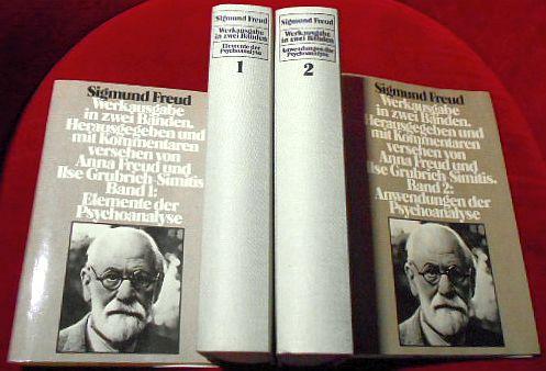 Sigmund Freud: Werkausgabe in zwei Bänden
