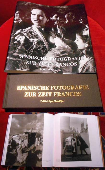 Spanische Fotografie zur Zeit Francos.