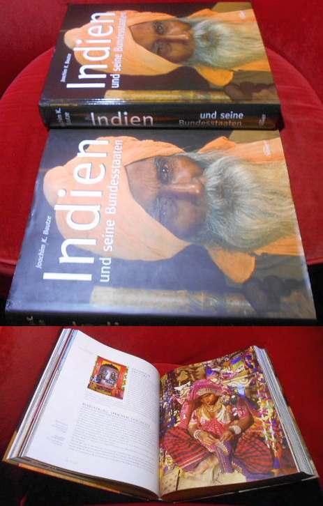 Indien und seine Bundesstaaten