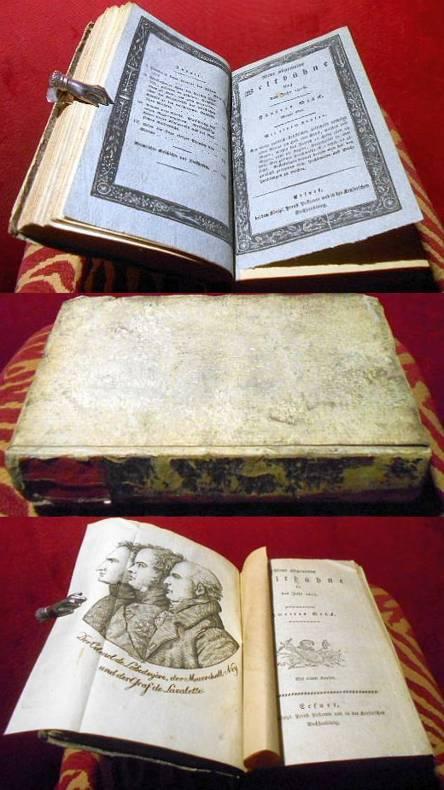 Neue allgemeine Weltbühne für das Jahr 1816