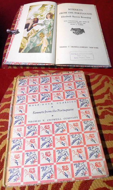 Sonnets from the Portuguese with Introduction and Notes By Charlotte Porter and Helen A. Clarke