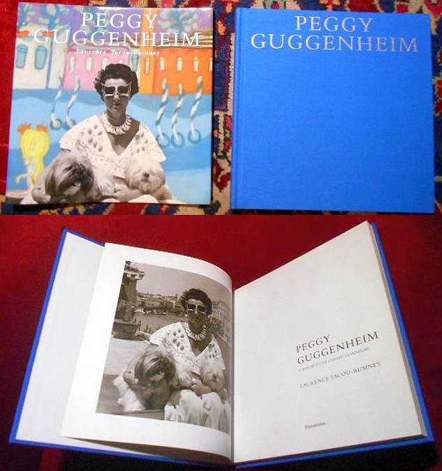 LaurenceTacou- Romney Peggy Guggenheim. L'album d'une Collectionneuse