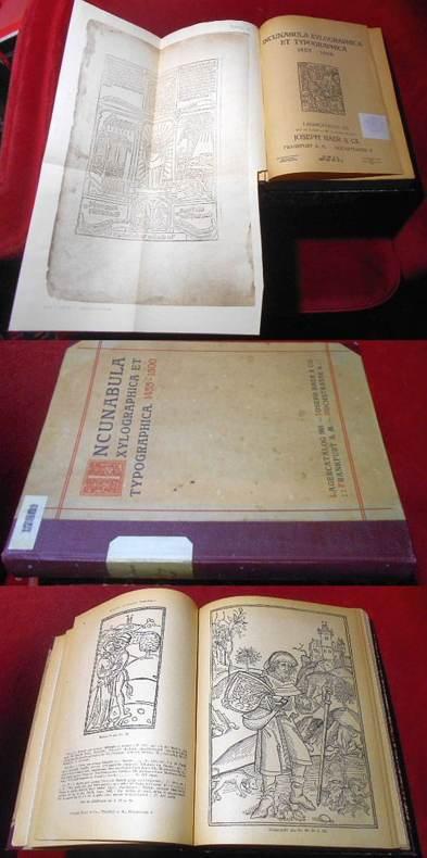 Incunabula xylographica et typographica 1455-1500. Lagercatalog 585.
